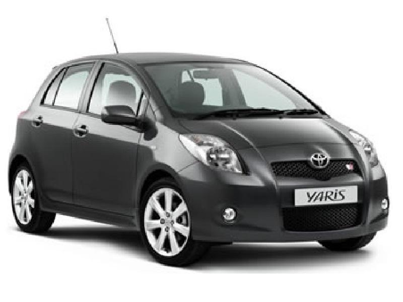 Toyota Yaris 1.0L